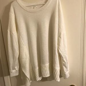 Maurices off white top